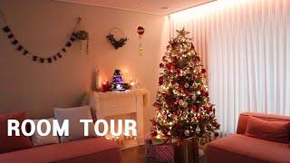 코스트코&이케아 크리스마스 트리와 소품으로 꾸민…