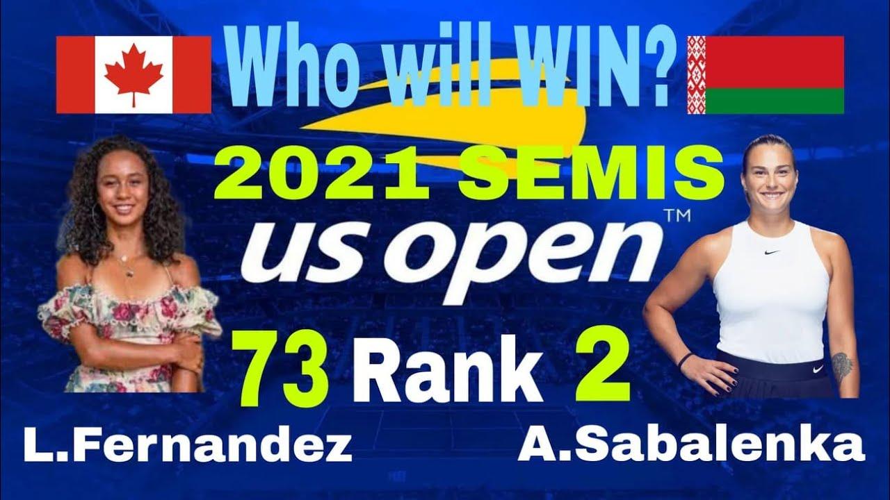Leylah Annie Fernandez vs Aryna Sabalenka live stream and how to ...