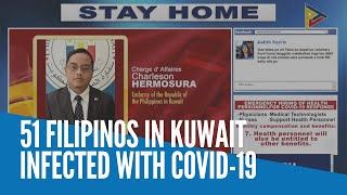 51 Filipinos in Kuwait infected with COVID-19