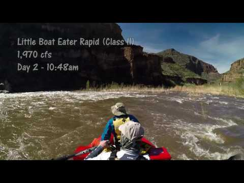 An Upper Salt River Video Guide - March 14-17, 2017