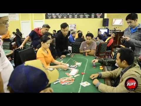 Asian Poker Tour Philippines III 2016 Highlights: Day 1