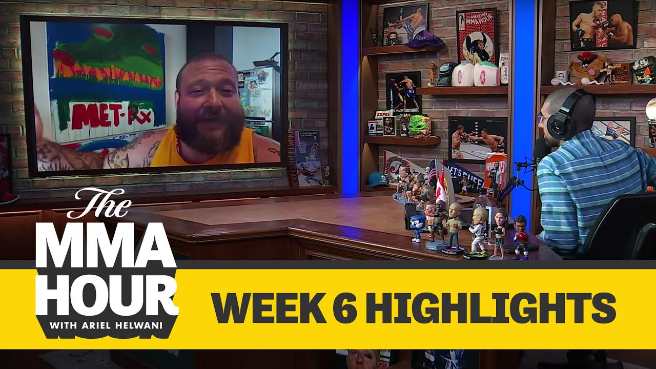 Download The MMA Hour: Week 6 Highlights - MMA Fighting