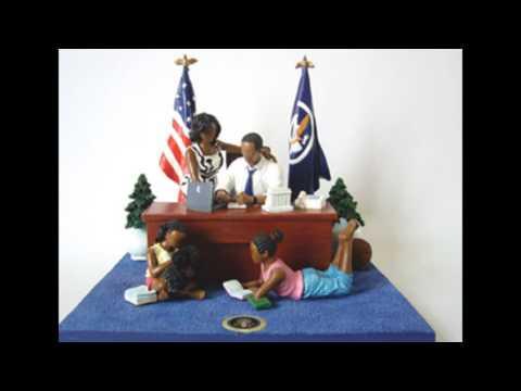 Black Figurines-African American Figurines & Statues