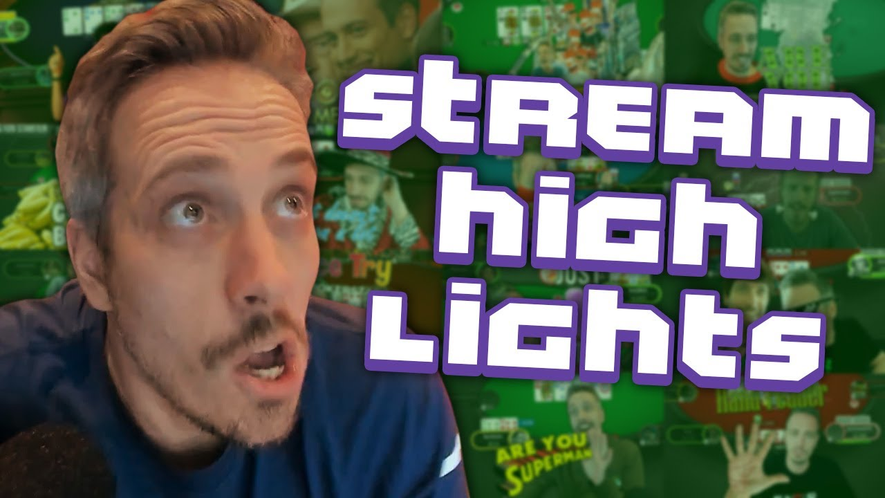Just some NEXT LEVEL PLAYS ♣ Stream Highlights