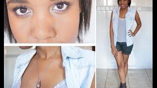 Get ready with me (arrume-se comigo): maquiagem, cabelo, DIY e look - Hey Cute TV