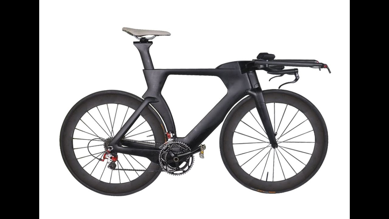 2017 New Tt Carbon Frame Super Aero Carbon Time Trial Bicycle