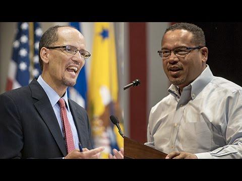 New Democrats Seek to Block Rise of Progressives to DNC Leadership (1/2)