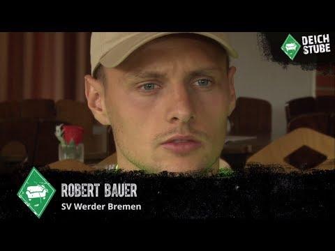 Robert Bauer ist bei Werder angekommen und möchte vorangehen