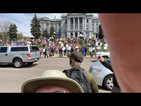 LIVE FROM DENVER CAPITOL OPERATION GRIDLOCK