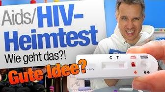 HIV-Heimtest – sich selbst auf HIV/AIDS testen? | jungsfragen.de