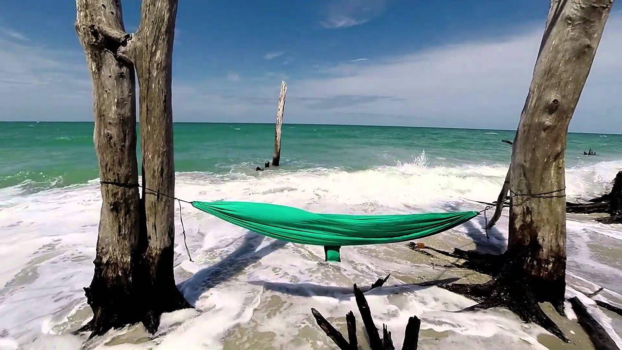 Stump Pass Beach State Park - Flordia - YouTube