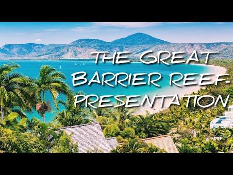 The Great Barrier Reef    Presentation    Divyanshu Dariyani