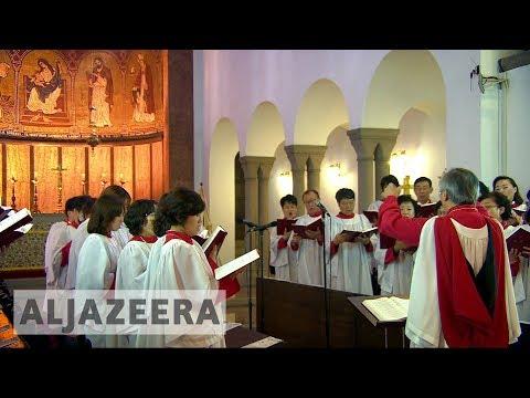 Christian churches in sharp decline in South Korea