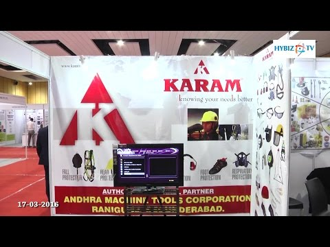 Personal Protective Equipment Manufacture Karam Industries - Safety Security India 2016