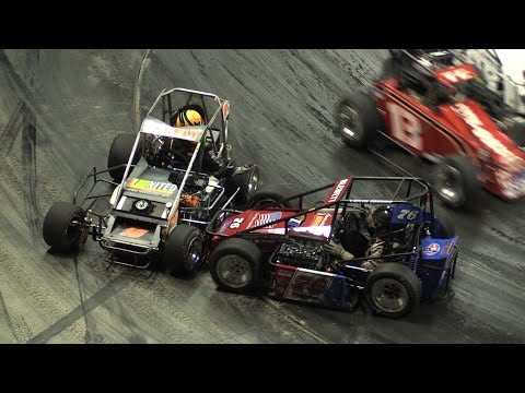 Battle of Trenton - 12/20/2014 - TQ Midgets