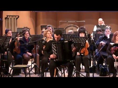 Vladislav Zolotarev, Concert Symphony No. 1