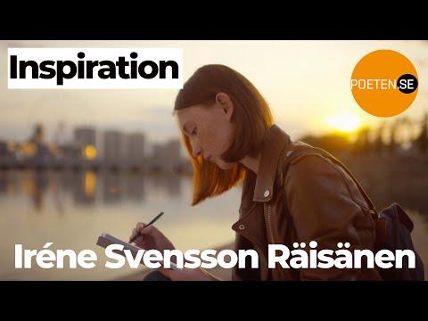 INSPIRATION diktvideo av poeten Iréne Svensson Räisänen