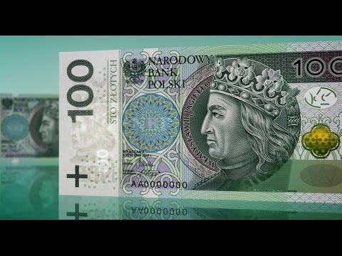 Nowe zabezpieczenia banknotów w aplikacji NBP Safe