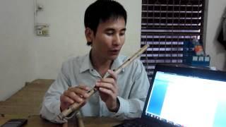 Hướng dẫn Thần thoại(Endless Love) - sáo trúc Cao Trí Minh