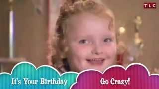 It's Your Birthday, Go Crazy!