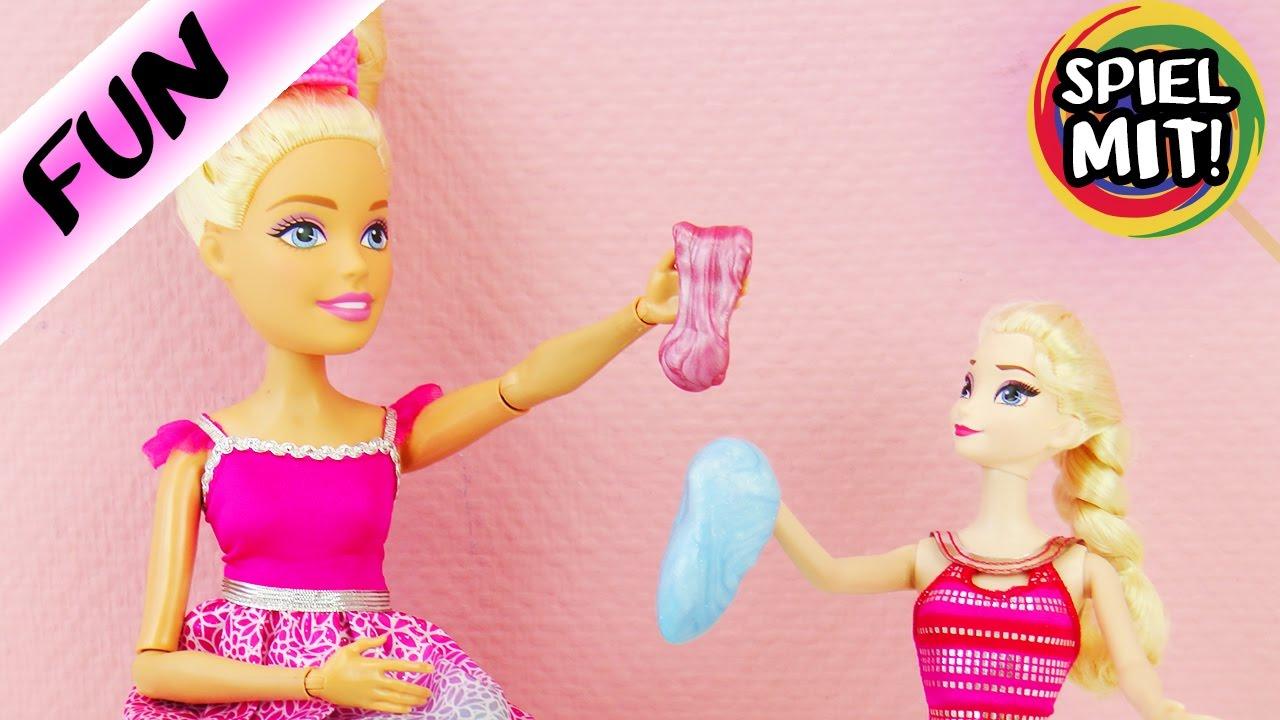Barbie-Dating und Küssen Spiele