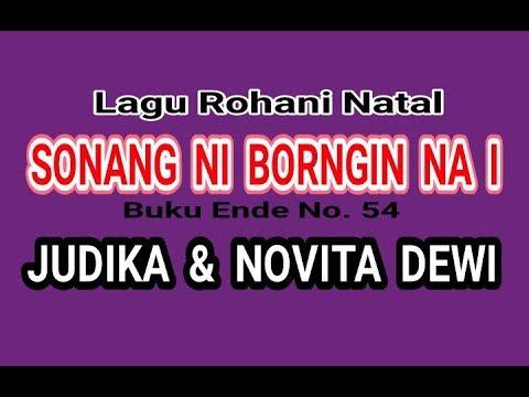 Sonang Ni Borngin Na I - Charles Simbolon, Robert Marbun, Jimmy Simatupang - Lagu Natal