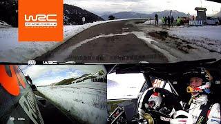 Gambar cover WRC - Rallye Monte-Carlo 2020: ONBOARD Rovanperä SS11