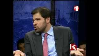 KABUL DEBATE LIVE ep16 US&UK AMBASSADORS, ZIA MASSOUD PART2
