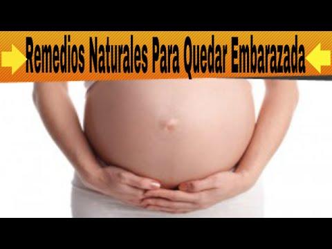 que se puede tomar para quedar embarazada
