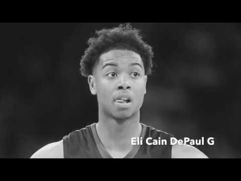 Eli Cain - DePaul Official Sophomore Year Highlights 2017