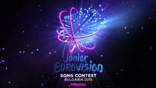 """#Discover"" - The Official Junior Eurovision 2015 Theme Song!"