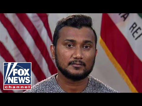 Brother of slain cop Ronil Singh on being part of Trump's border security roundtable