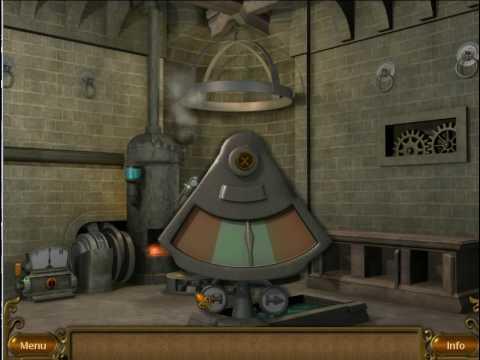 Pahelika: Secret Legends (Steam Pressure Machine)