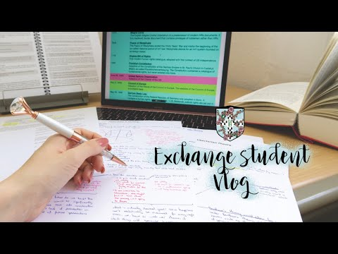 EXCHANGE STUDENT VLOG 6 | NEWS ABOUT MY SEMINAR PAPER & GOING BACK TO CAMPUS?