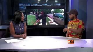 Cameroonian Rapper Riflex