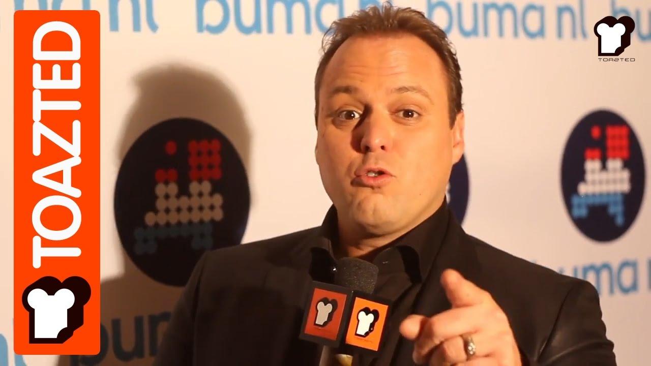 Buma NL Awards Danny Froger interview door Stacey