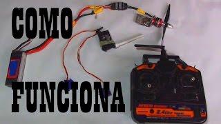 Como hacer cualquier cosa a radiocontrol.(aviones, barcos , coches... )  | MrCuervoRC |