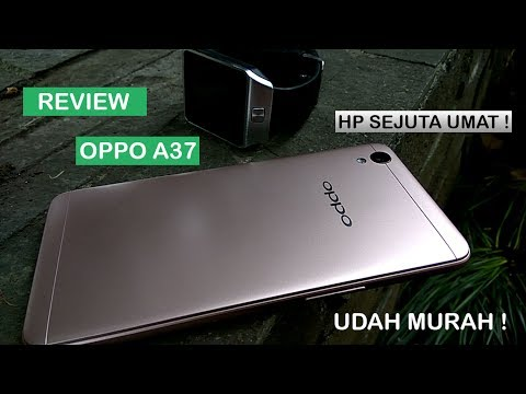 Review Oppo A37 [Indonesia]