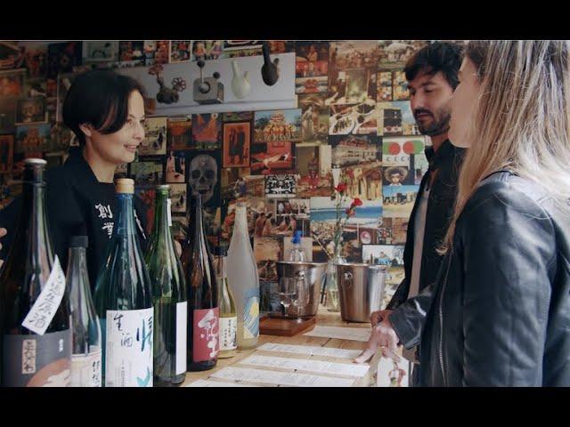 Sakeo on Sunday - Sake and Pairing Lunch in Barcelona