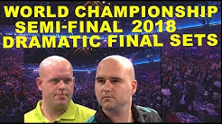 van Gerwen v Cross [SF] 2018 World Championship Darts