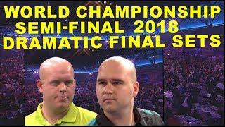 van Gerwen v Cross [SF] 2018 World Championship Darts