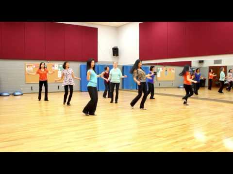 Chained To The Rhythm - Line Dance (Dance & Teach in English & 中文)