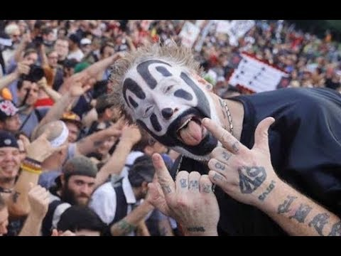 Speech by Insane Clown Posse at the Juggalo March 2017, National Mall, Washington D.C.