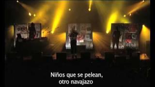 Keny Arkana - 5ème soleil (spanish sub)