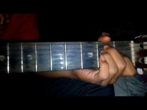Belajar Kunci Gitar Lagu Jamrud - Bayang Dirimu || Teddy Chord San