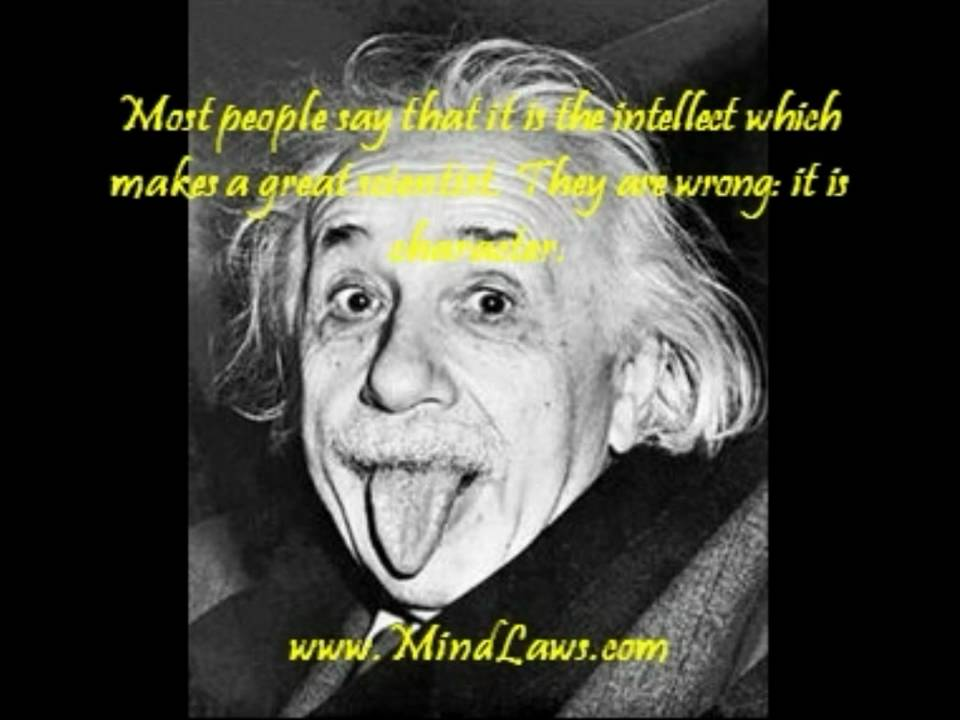 albert einstein quotes wisdom of the scientist youtube