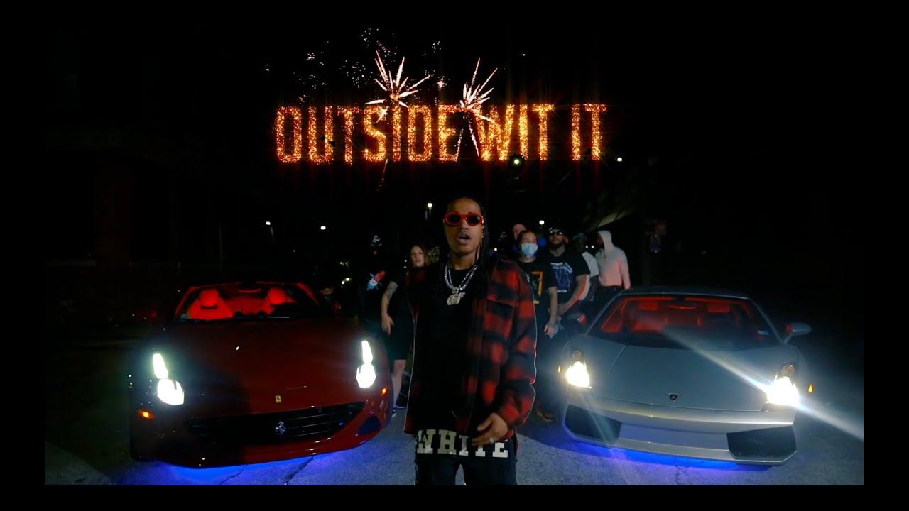 King OSF - Outside Wit It (Official Video)
