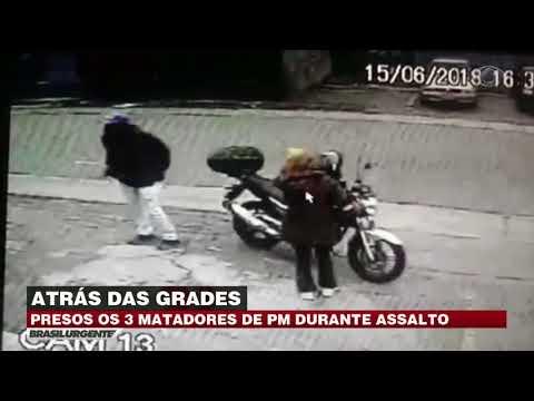 PM é morto durante emboscada em São Paulo