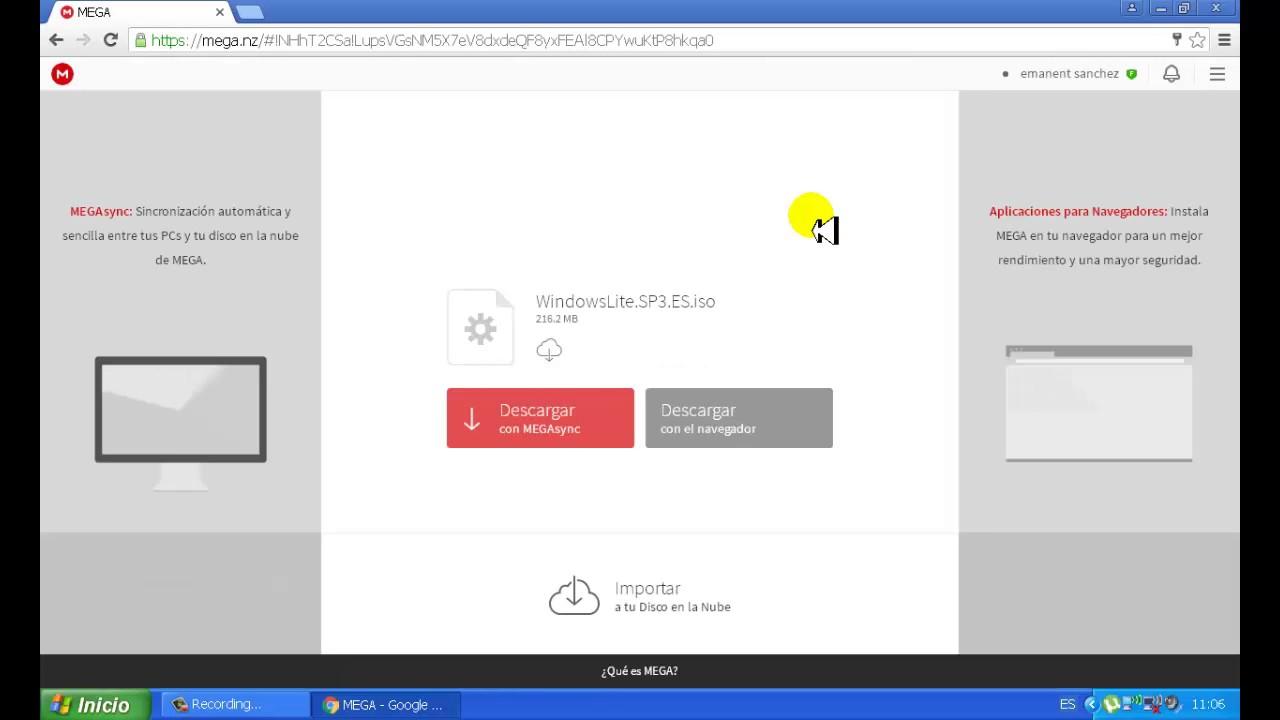 Descargar Windows Xp Sp4 Iso Espanol Mega