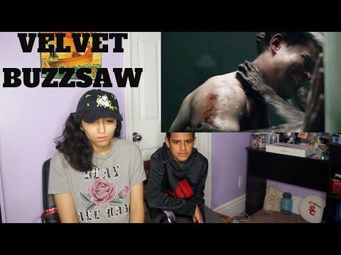 Velvet Buzzsaw   Official Trailer [HD]   Netflix-REACTION